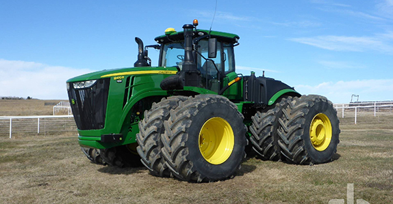 4WD Tractor for sale at Ritchie Bros