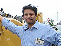 Navneet Mathur - Worldwide Machinery Solutions (Ajmer, India)
